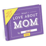 I Love about Mom Fill in the Love Book