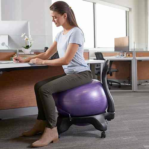 The Best Yoga Ball Chair Bestbuyup